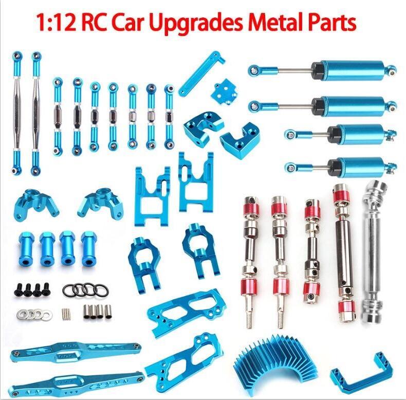 feiyue fy01 fy02 fy03 RC Car Upgrades kits