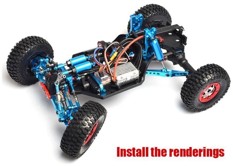 FEIYUE FY01 RC Truck Upgrade Body kits