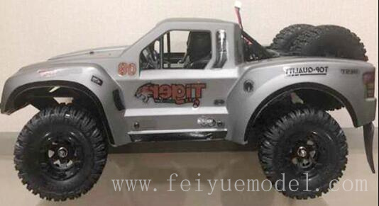 FEIYUE FY08 Tiger Brushless RC Car review