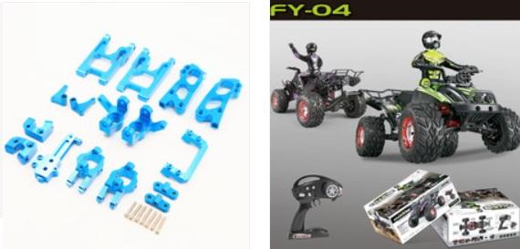 feiyue fy04 beach bike upgrades RC Car