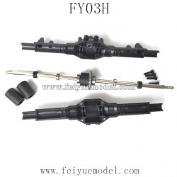Feiyue FY03H Parts, Rear Differential Gear Assembly