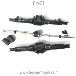 Feiyue FY01Fighter Parts, Rear Differential Gear Assembly