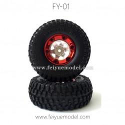 Feiyue FY01Fighter Parts, Wheels