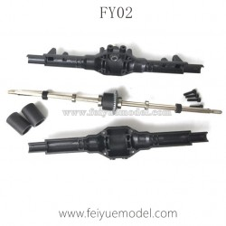 FEIYUE FY02 Parts, Rear Differential Gear Assembly
