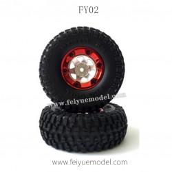 FEIYUE FY02 Parts, Wheel