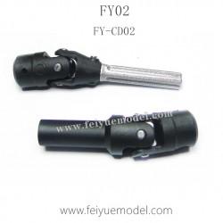 FEIYUE FY02 Extreme-2 Parts, Front Wheel Transmission FY-CD02