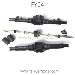 FEIYUE FY04 Parts, Rear Differential Gear Assembly