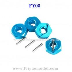 FEIYUE FY05 Upgrade Parts, Metal Hexagon Set