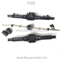 FEIYUE FY05 XKING Parts, Rear Differential Gear Assembly