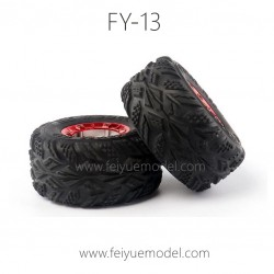 FEIYUE FY-13 FY13 Parts-Tires with wheels