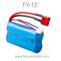FEIYUE FY-13 Battery 7.4V 1500mAh