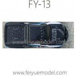 FEIYUE FY-13 Parts Car Body Shell