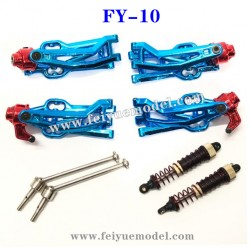 FEIYUE FY10 Upgrade Metal Parts, Front and Rear Swing Arm Assemble