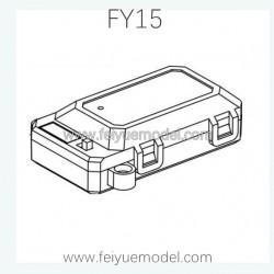 FEIYUE FY15 Parts Receiver Board FY-RX03