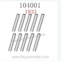 1933 1.5X10MM Pins Parts for WLTOYS 104001 RC Car