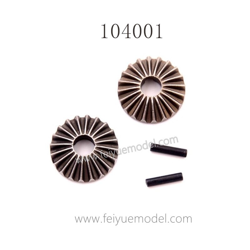 K949-44 Differential Mini Gear Parts for WLTOYS 104001 RC Car
