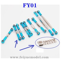 FEIYUE FY01 Fighter Upgrade Parts, Connect Rod set XY-12001