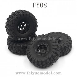 FEIYUE FY08 Parts, Wheels complete