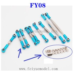 FEIYUE FY08 Upgrade Parts, Front Rear Connect Rod