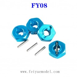 FEIYUE FY08 Upgrade Parts, Metal Hexagon Set