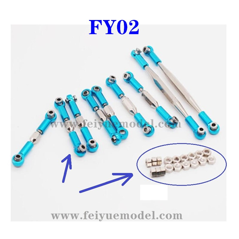 FEIYUE FY02 Upgrade Parts, Connect Rod kit
