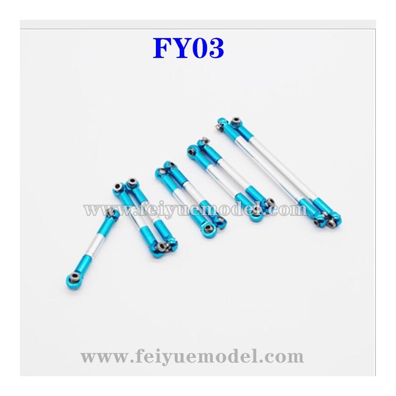 Feiyue FY03 Eagle-3 Upgrade Parts, Connect Rod sets