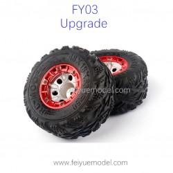 FEIYUE FY03 Parts, Upgrade Widen Wheel