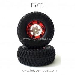 FEIYUE FY03 Parts, Complete Wheel