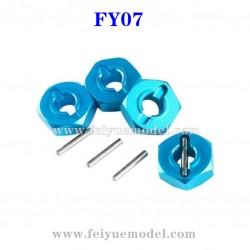 FEIYUE FY07 Upgrade Parts, Metal Hexagon Set