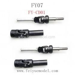 FEIYUE FY07 Parts, Axle Transmission